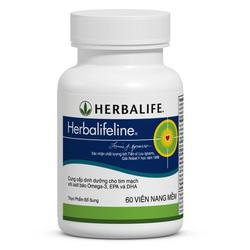 Herbalifeline Herbalife Omega-3 EPA - DHA Herbalifeline sức khỏe tim mạch