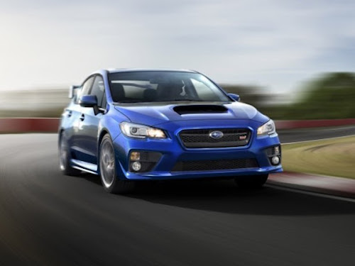 Conheça o novo Subaru WRX