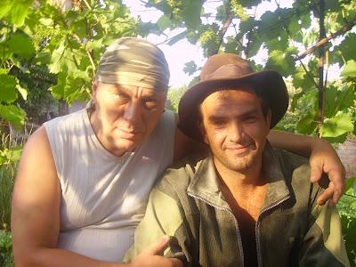 Папа и дядя Стас - Dad and Uncle Stas- 爸爸和叔叔斯塔斯