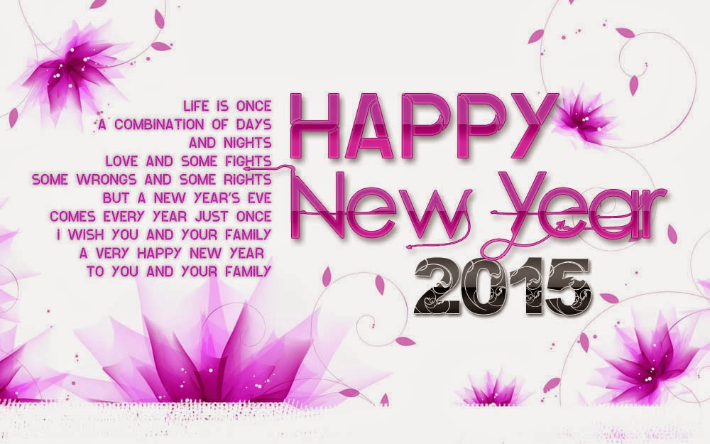 Happy New Year 2015 Poetry - Latest New For Love