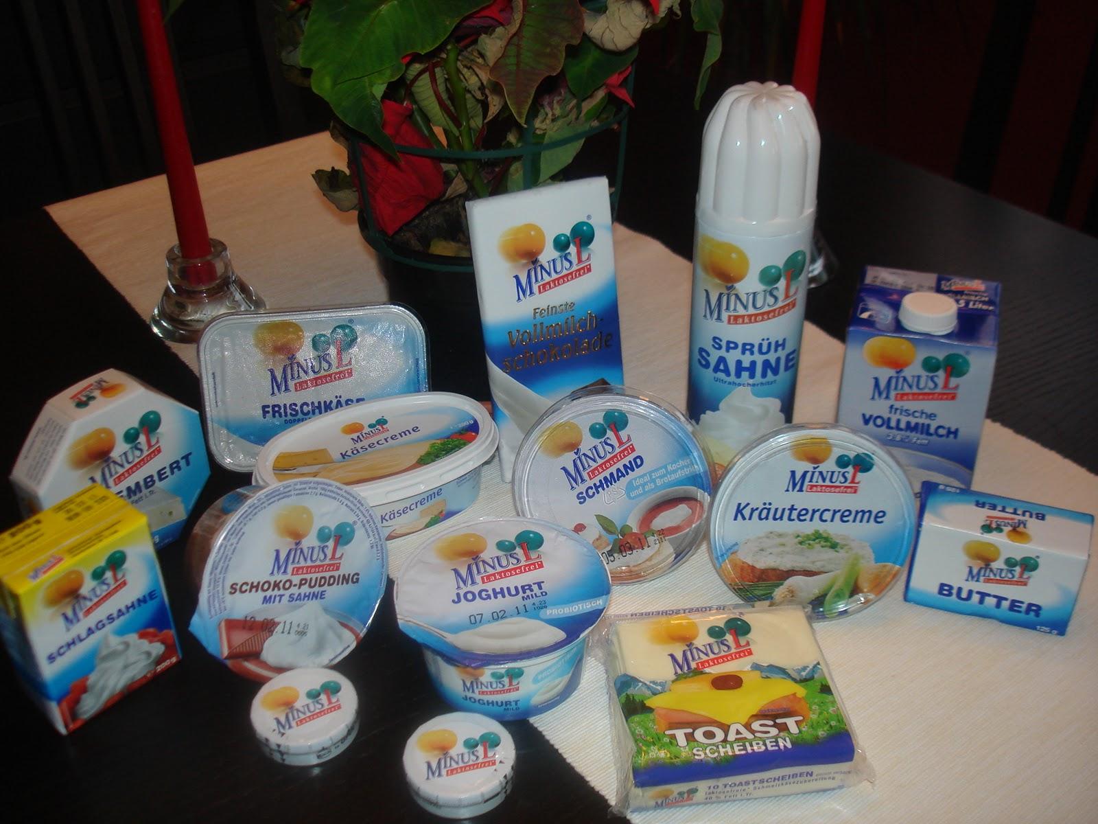 Sin leche por favor: LISTADO DE ALIMENTOS SIN LACTOSA