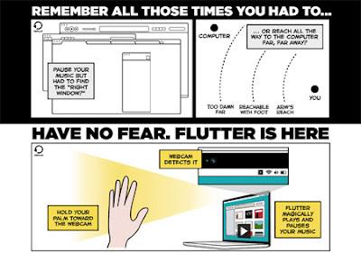 The Flutter App