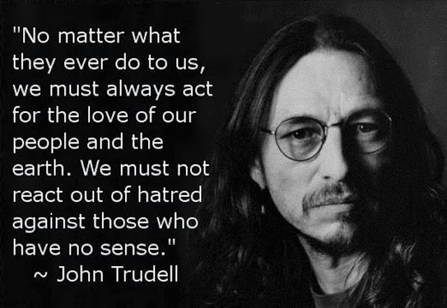 14 Quotes From John Trudell That Will Make You Question Everything About Our Society