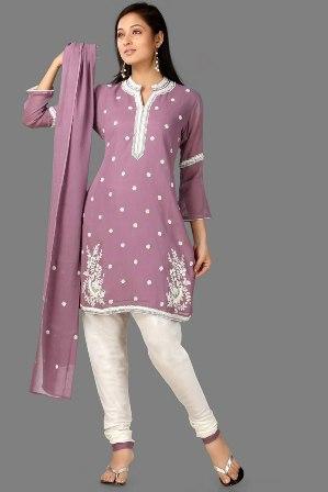 Elegant-Churidar-Wear-Salwar-Kameez