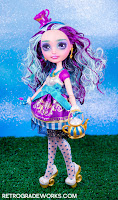 Custom Repainted Ever After High Madeline Hatter