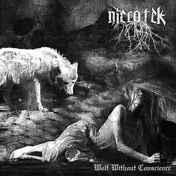 Wolf Without Conscience, Nicrotek One Man Black Metal Band from Surabaya Indonesia, Indonesian One Man Black Metal