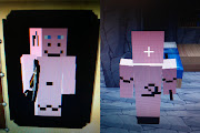 Albrie's MineCraft Skins: Animal Skins