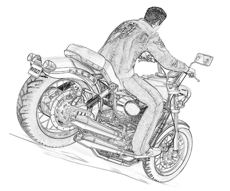 shenmue-ryo-hazuki-rider-coloring-pages