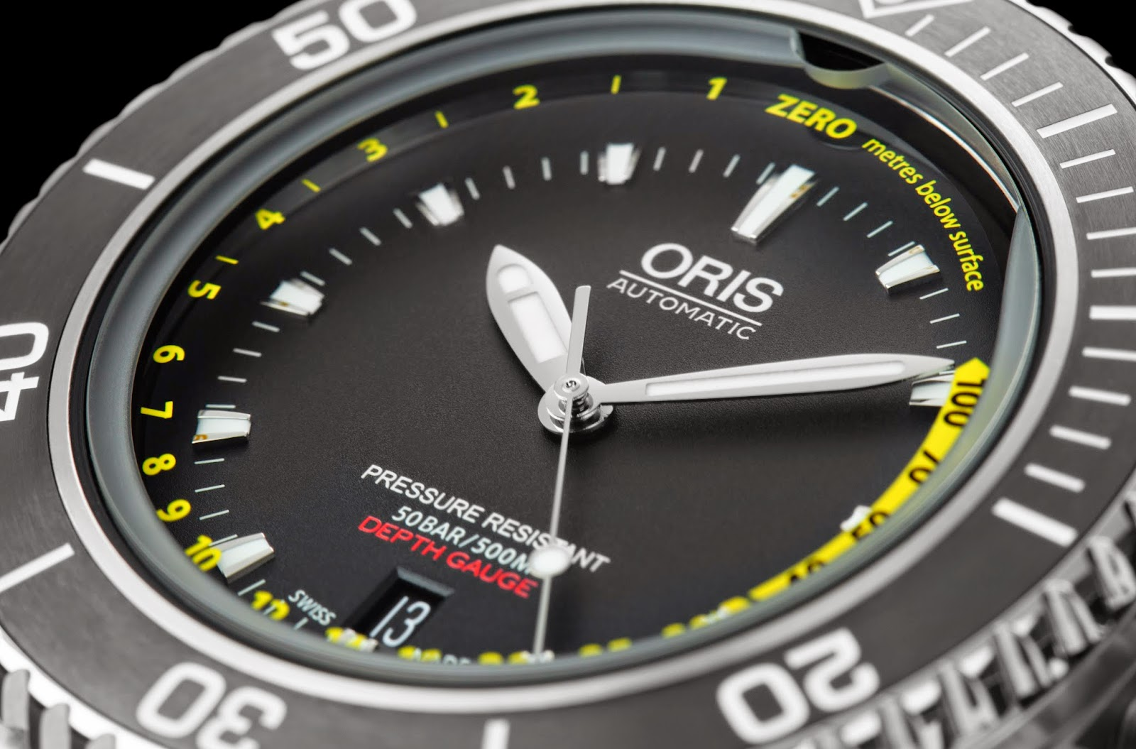 Oris Diving Watch