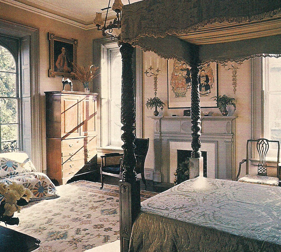 The devoted classicist notable homes mercer house - House interior images ...