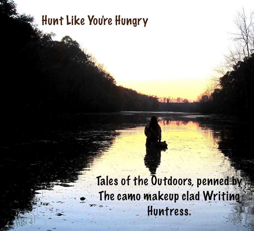 Hunt Like You&#39;re Hungry