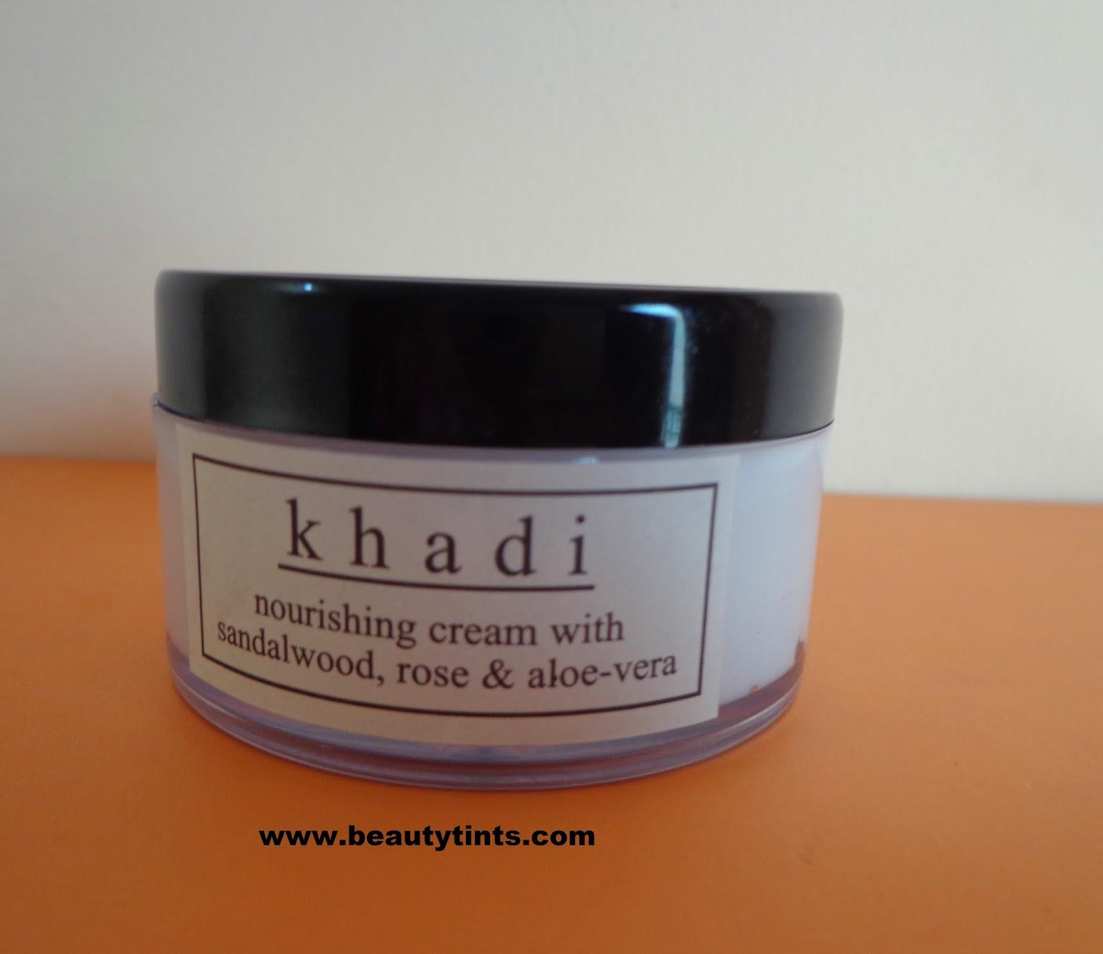 Khadi Sandal & Olive Nourishing Cream - 50 ml by Khadi Natural BqQ7eo