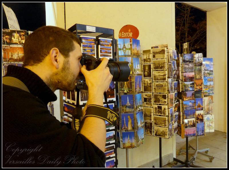 Pierrick Daul photographe Versailles
