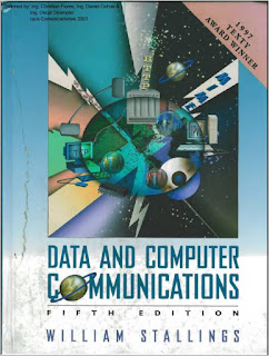 Data and Computer Communication by William Stallings