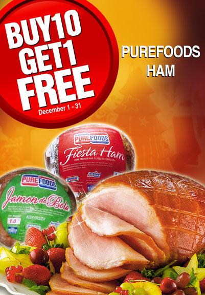 Purefoods Fiesta Ham Prtomo