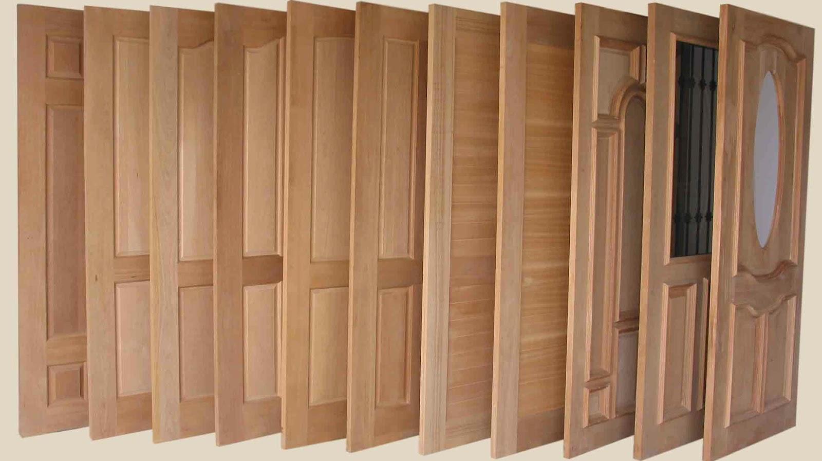 Carpinteria y ebanisteria trujillo for Fabricacion puertas madera