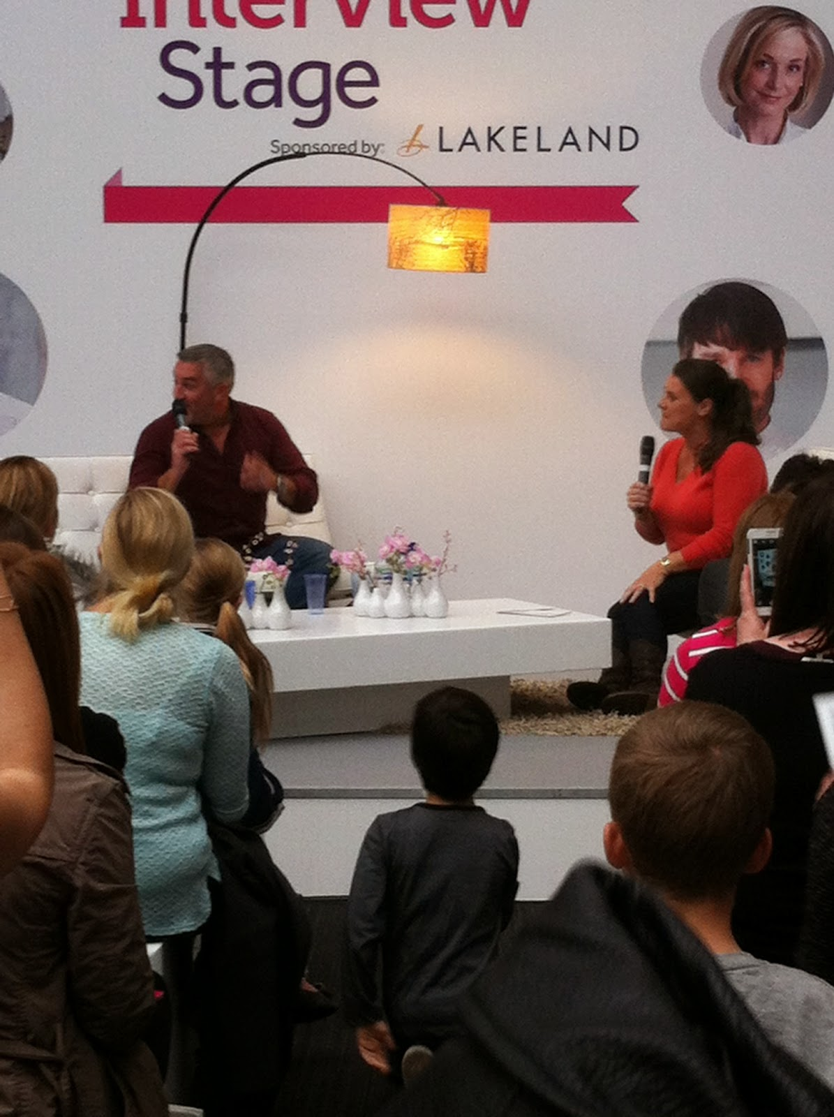 Good Food Bakes & Cakes Show Paul Hollywood