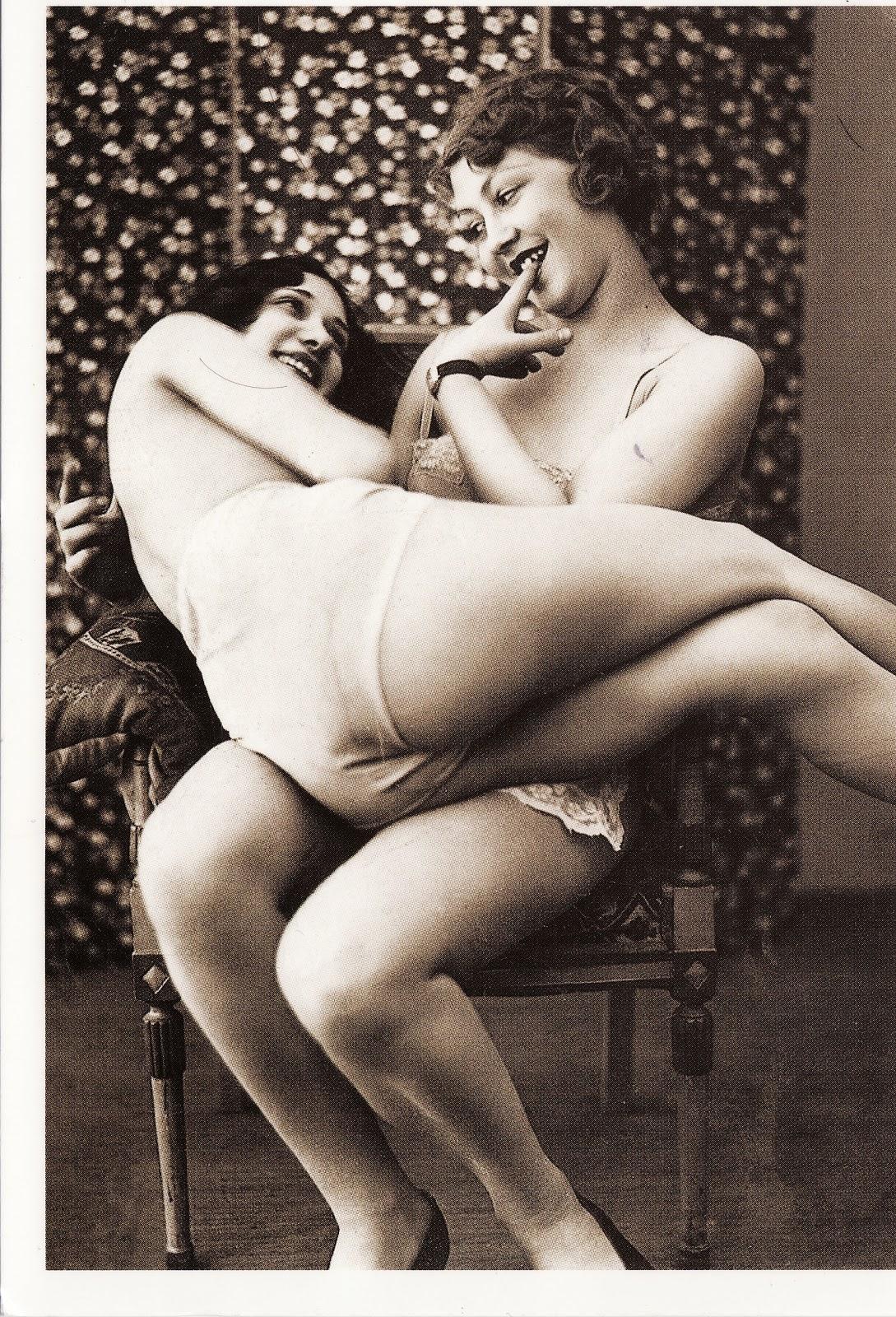 Эротика в прошлом веке 18 фотография