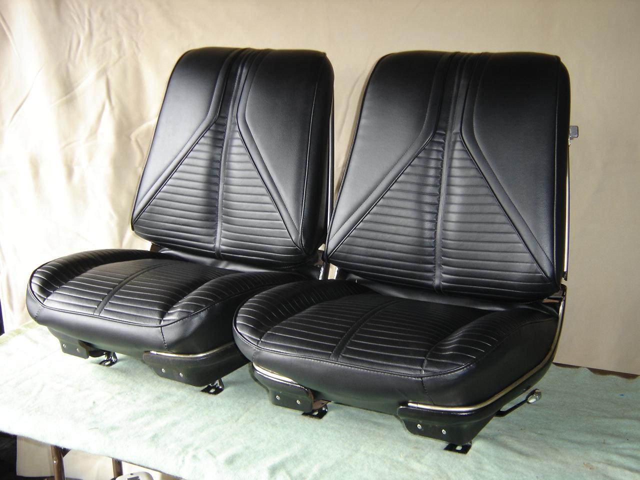 1967 Buick Skylark Bucket Seats Classic Seat
