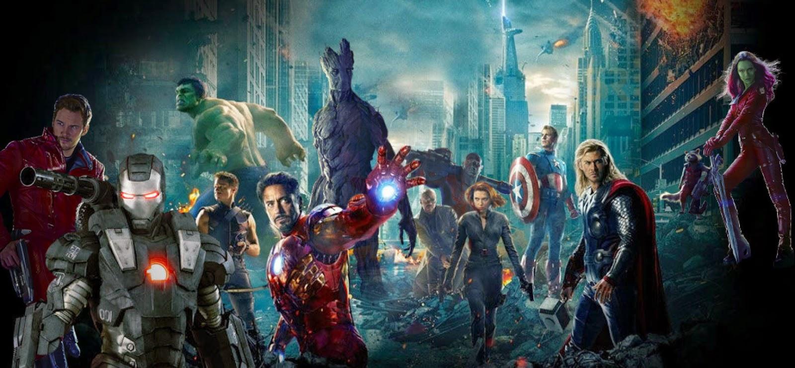 Retrospectiva da Fase 1 e 2 da Marvel Studios revela Thanos, Feiticeira Escarlate e Mercúrio