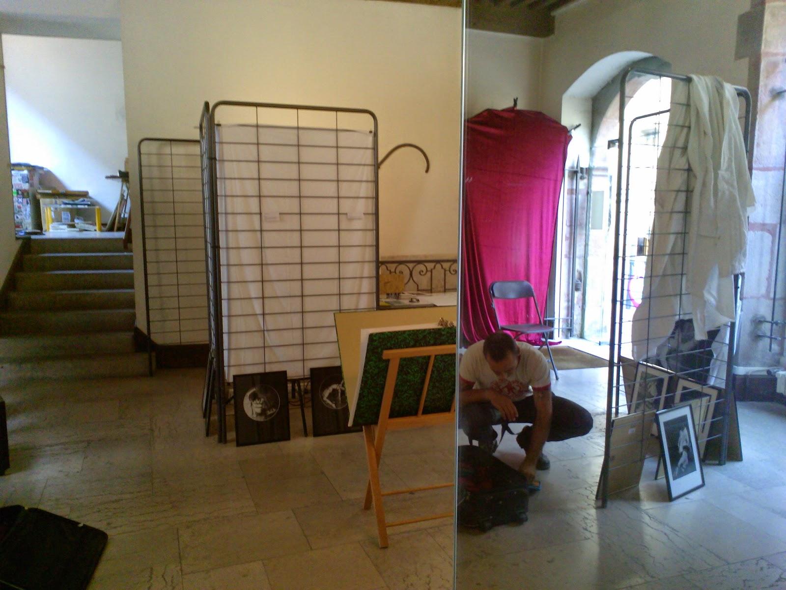 aur lien benoist les galeries ph m re exposition beno t papillon dole projet. Black Bedroom Furniture Sets. Home Design Ideas