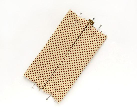 DIY Pocket Tissue case, как сшить чехол для салфеток