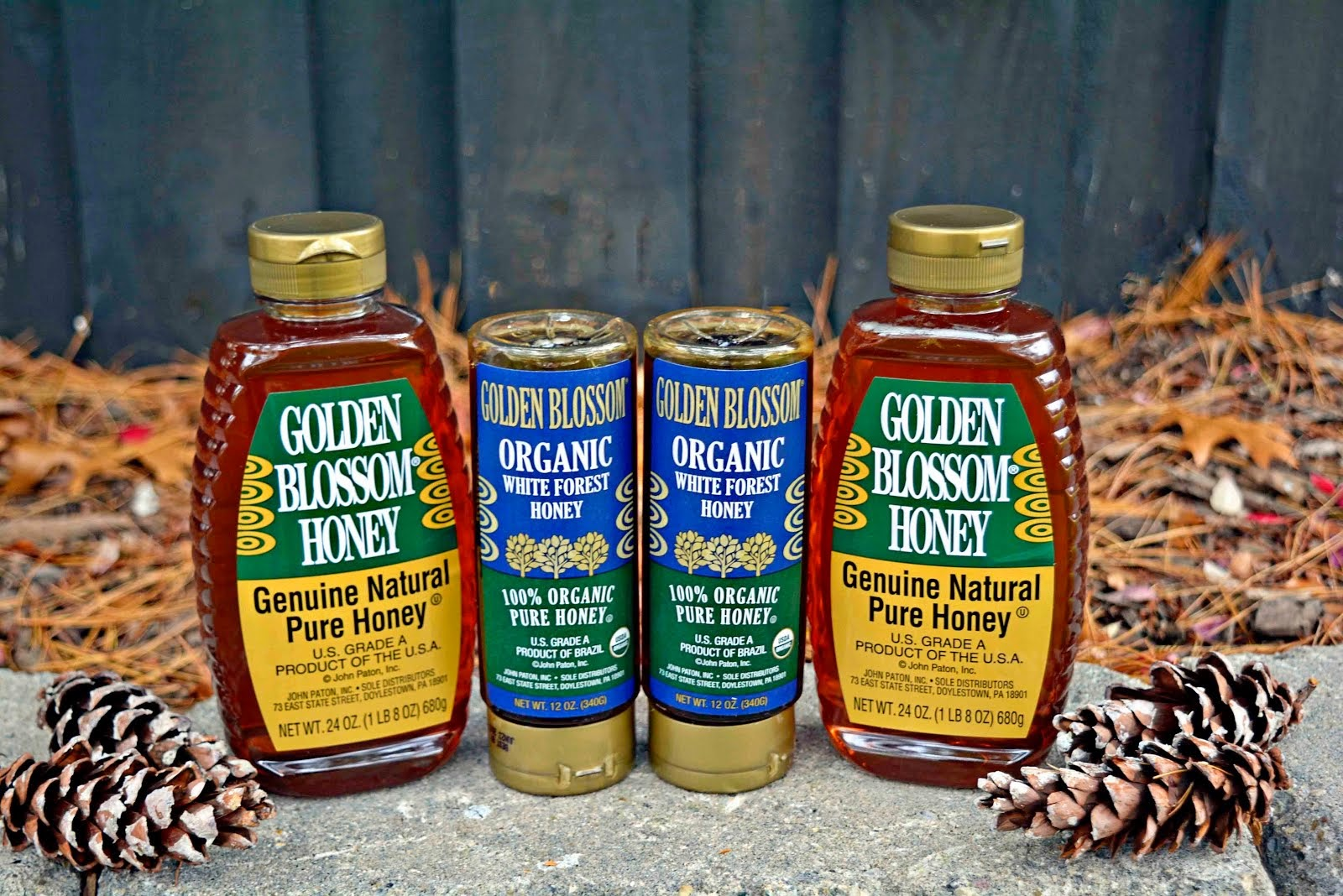 Enter To Win Golden Blossom Honey