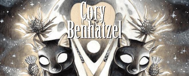 Art of Cory Benhatzel