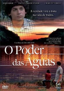 O Poder das Águas DVDRip XviD - Avi - Dual Audio - RMVB Dublado