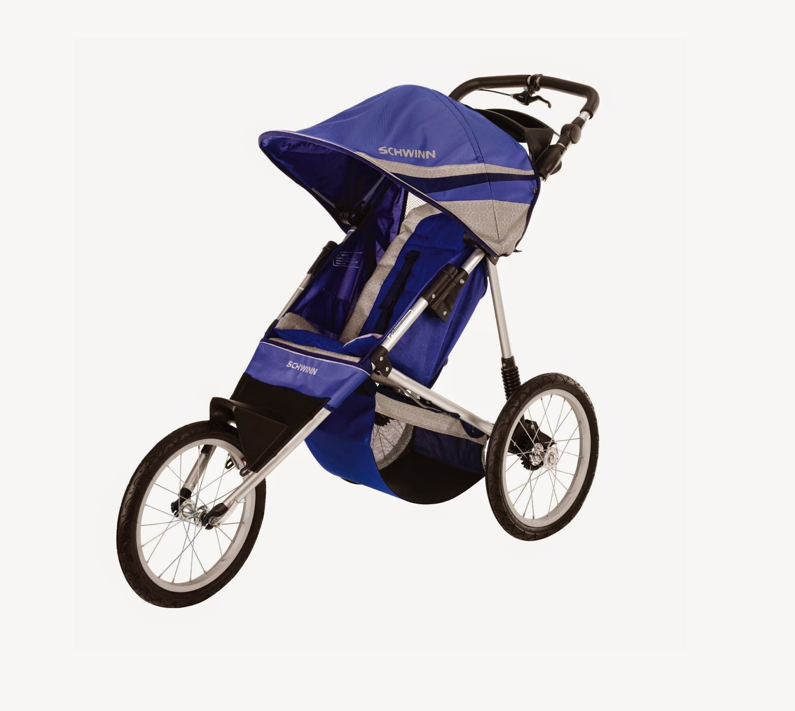 If you one of parents who want to keep fit without having to spend lots of time away from their young children. Schwinn Free Runner Jogging Stroller is best option for you. it is great for jogging, running or fast walking with children.