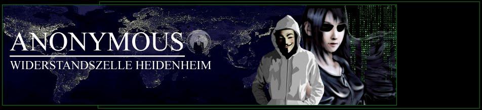 Anonymous Heidenheim