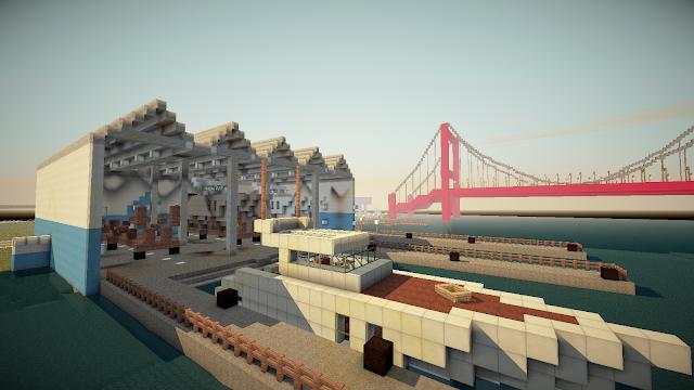Yatchs - Minecraft Metropolis