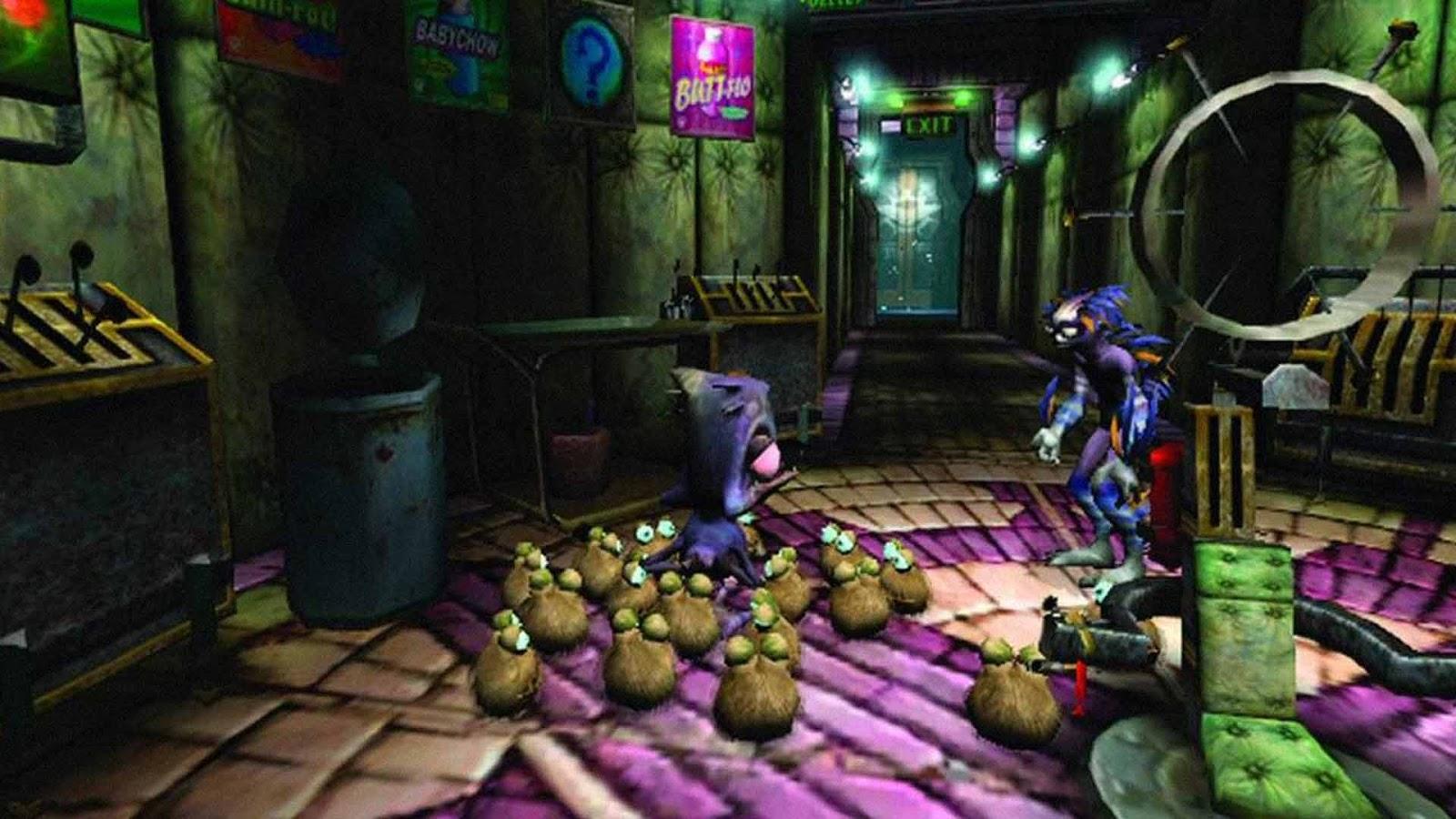 Скачать игру oddworld abe oddysee через торрент images