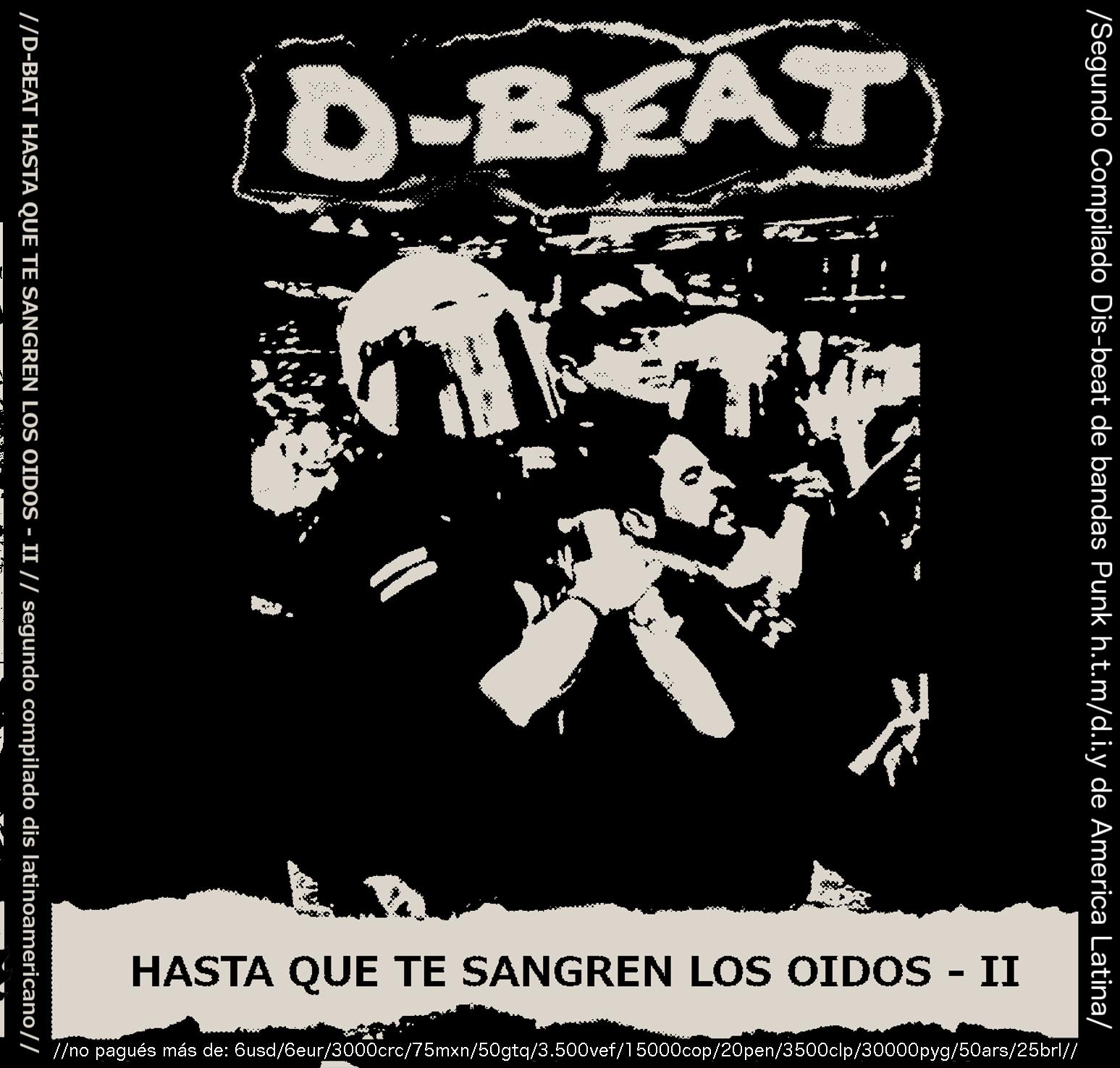 D-BEAT HASTA QUE TE SANGREN LOS OIDOS II