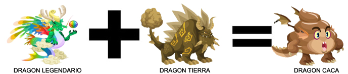 como obtener el dragon caca en dragon city