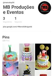 Pinterest da MB Produções e Eventos