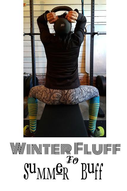 Winter Fluff to Summer Buff - Facebook Group