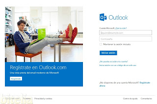 cambiar de gmail a outlook.com