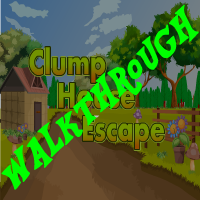 Clump House Escape Walkthrough