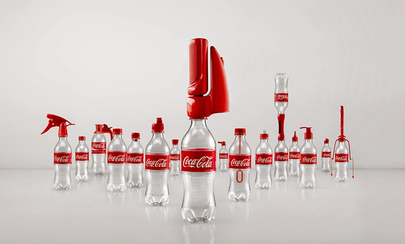 Innovative Coca-Cola Caps