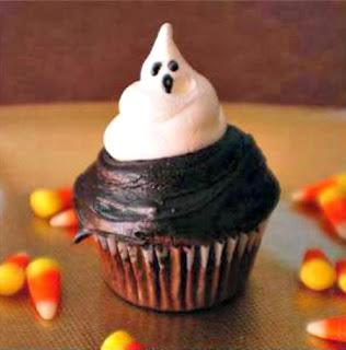 muffin di halloween (clicca e condividi)