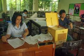 Teachers Make Appeal to COMECLEC Barangay Elections 2013.