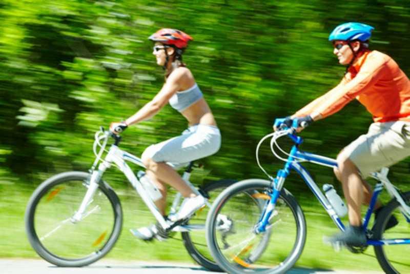 força no pedal ganhe músculos e um corpo sarado andando de