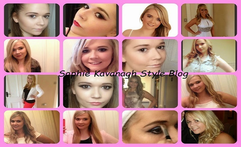 Sophie Kavanagh Style Blog