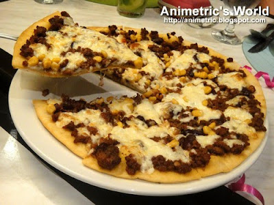 Chili Con Carne Pizza at Cerchio