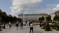 Mirabell Schloss şi Mirabellgarten