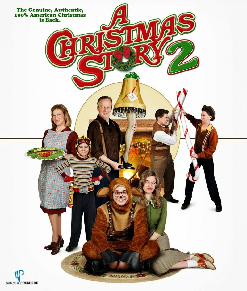 A Christmas Story 2 Poster  A Christmas Story 2 Poster