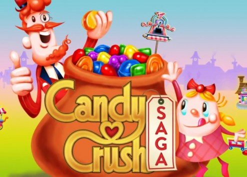Cheats Candy Crush saga: endless moves and steps