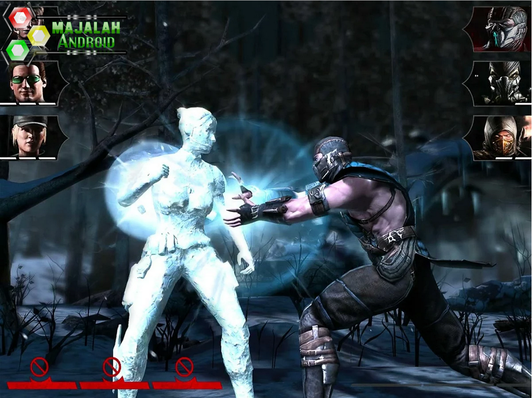 Mortal Kombat X Apk + Data (Mod Money Unlimited)