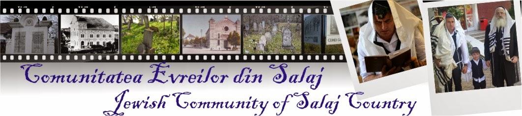 Comunitatea Evreilor din Salaj